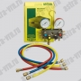 Коллектор 2-х вент. APEX-6-DS R134a Refco